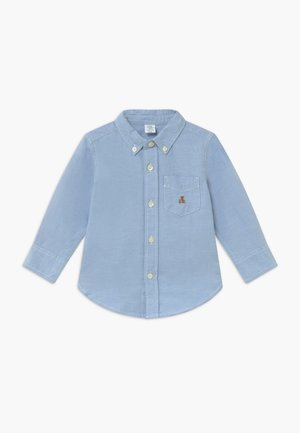 TODDLER BOY OXFORD - Košile - blue opal