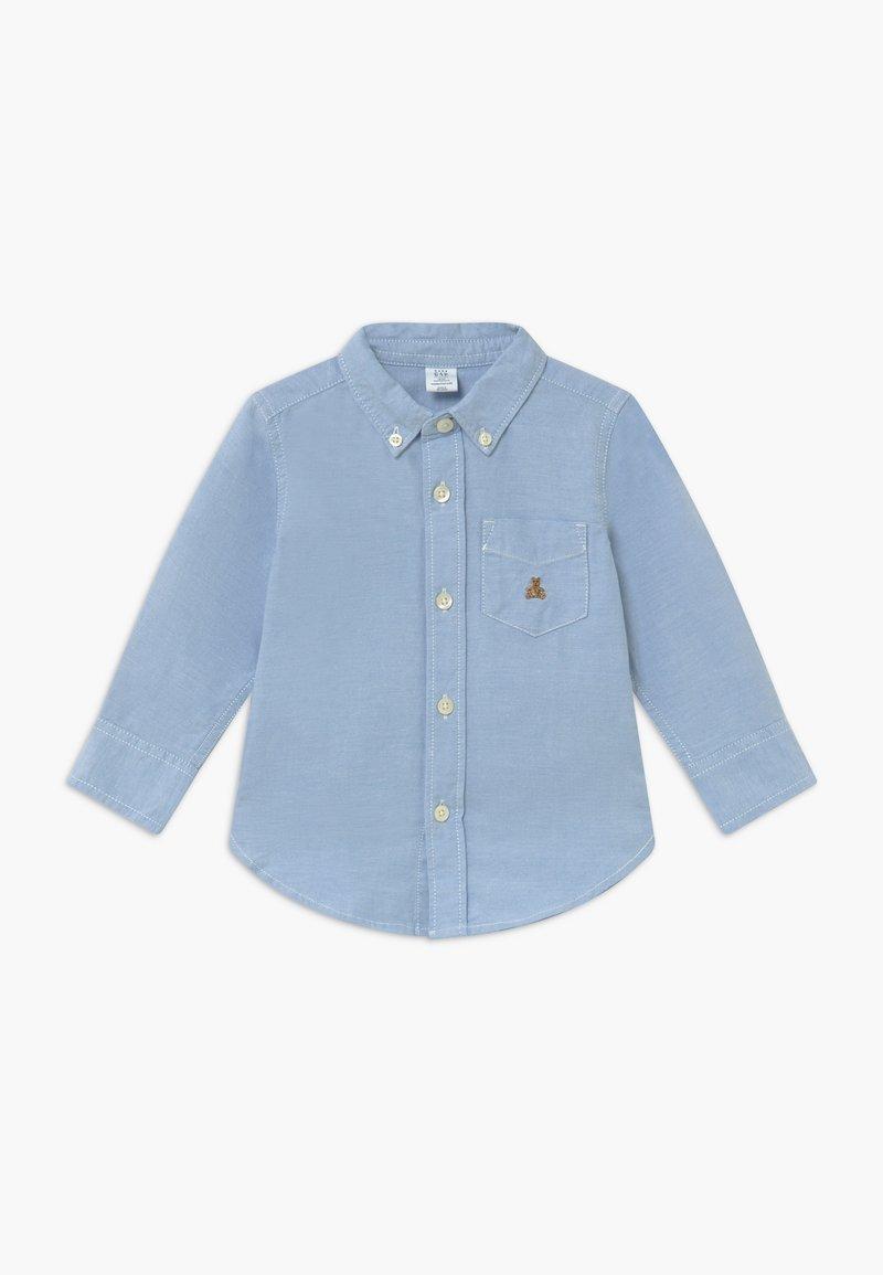 GAP - TODDLER BOY OXFORD - Shirt - blue opal