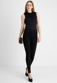 Dr.Denim Tall - Jeans Skinny Fit - black - 1