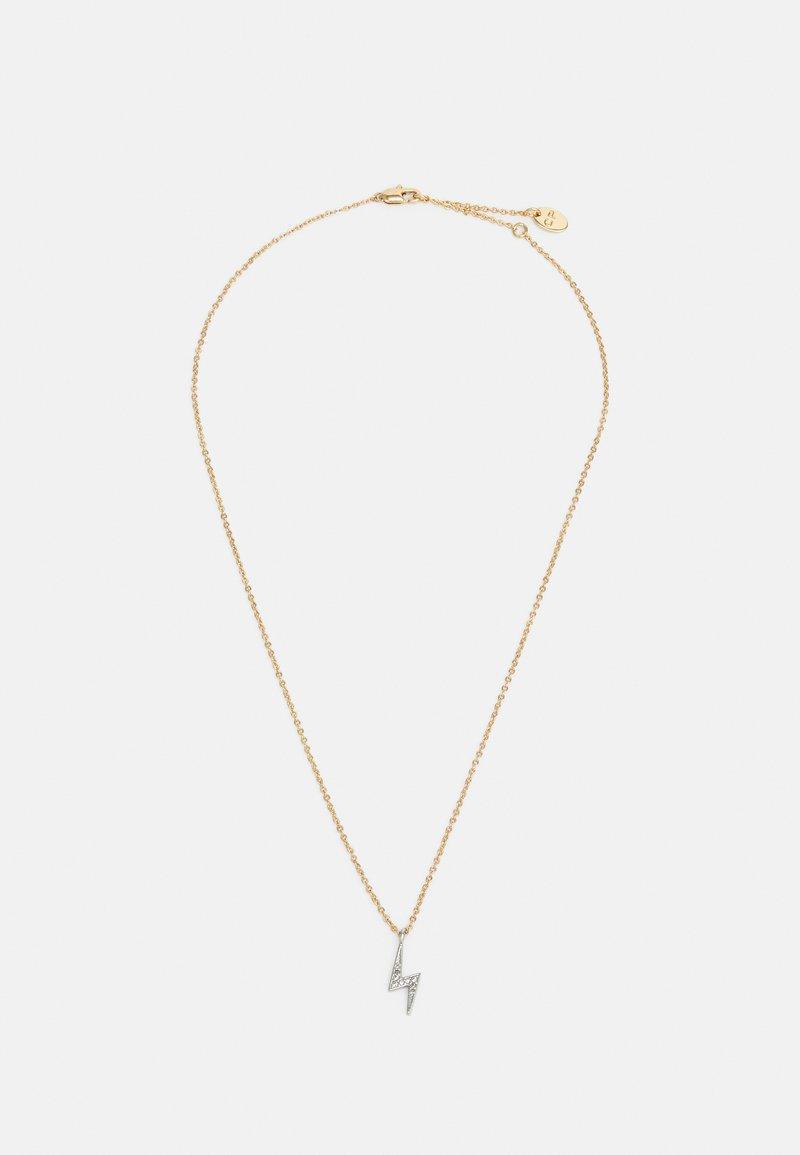 Claudie Pierlot - FLASH - Necklace - gold-coloured