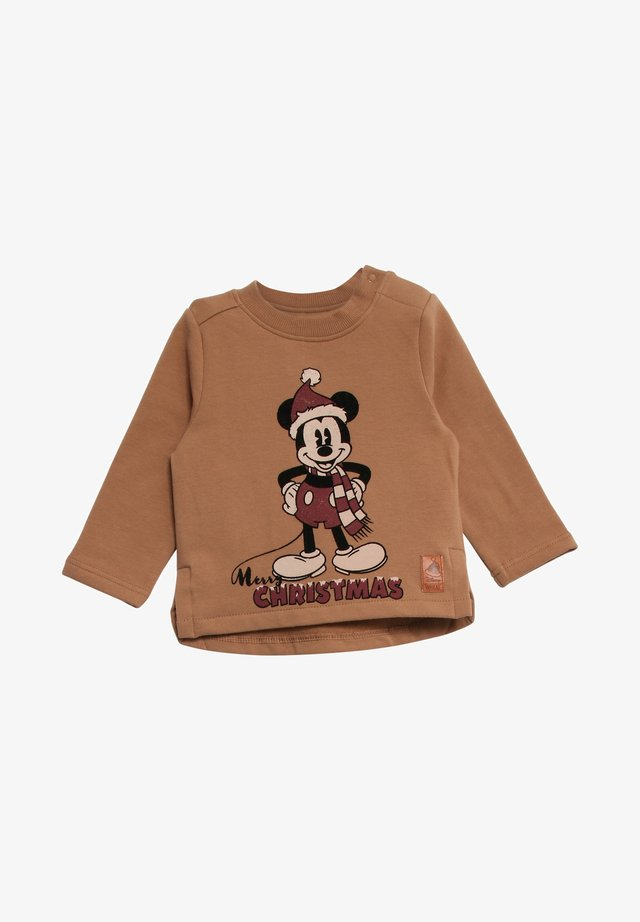 MERRY CHRISTMAS - Sweatshirt - caramel