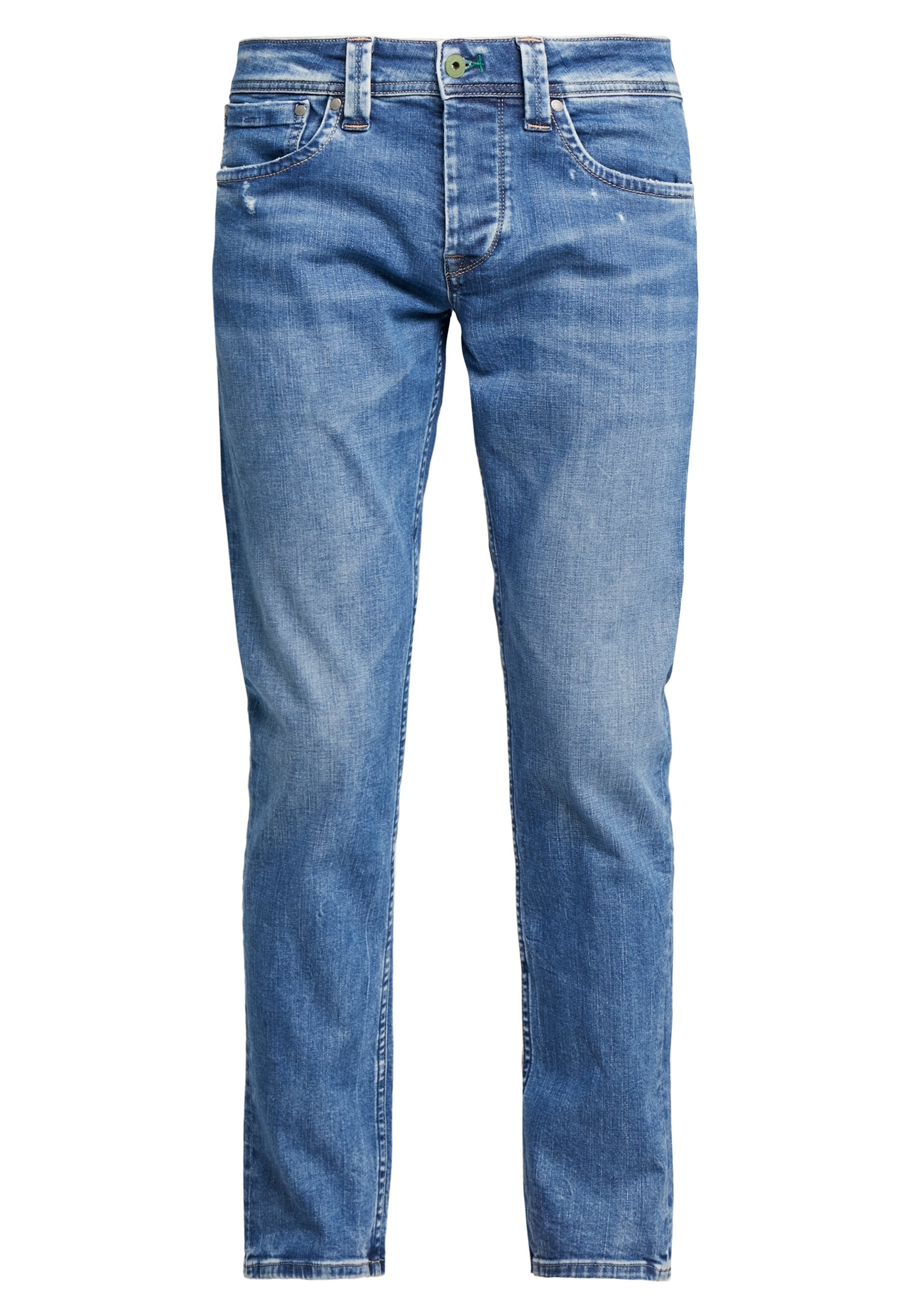 Pepe Jeans CASH - Jean droit - blue denim