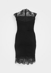 Sistaglam Curve - MADELYN CURVE - Cocktail dress / Party dress - black - 1