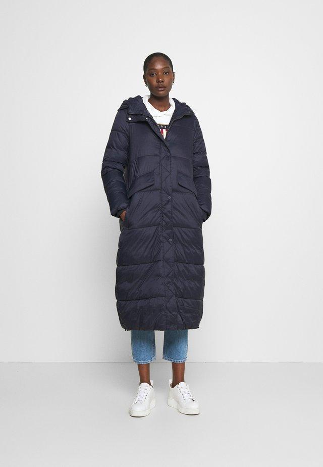 COAT - Zimní kabát - navy