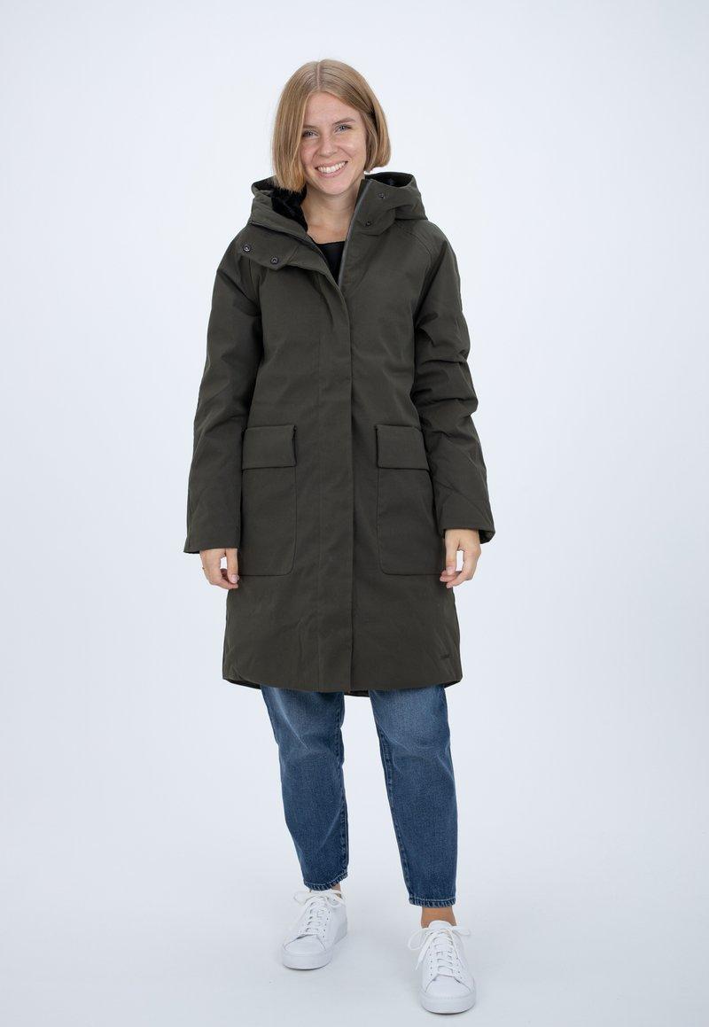 Elvine - ALLYSON - Winter coat - oliv