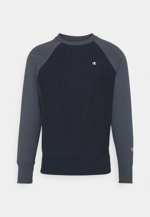 CREWNECK - Sweatshirt - black/dark blue