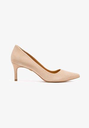 ROSIE - Classic heels - beige