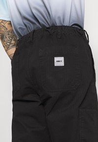 Obey Clothing - MARSHALL PANT - Chinot - black - 6