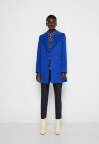 MAX&Co. - SRUN - Short coat - cornflower blue - 1