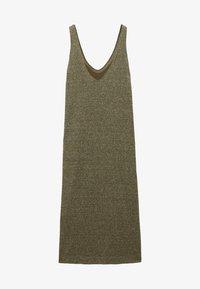 Massimo Dutti - Jumper dress - khaki - 0