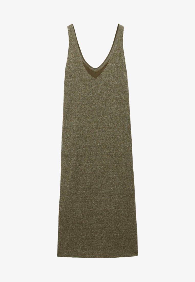Massimo Dutti - Jumper dress - khaki