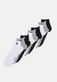 Champion - ANKLE SOCKS LEGACY 9 PACK UNISEX - Träningssockor - black/white/grey - 0