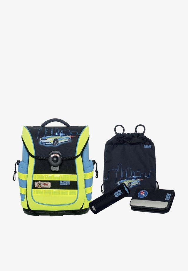 School set - Set zainetto - polizei