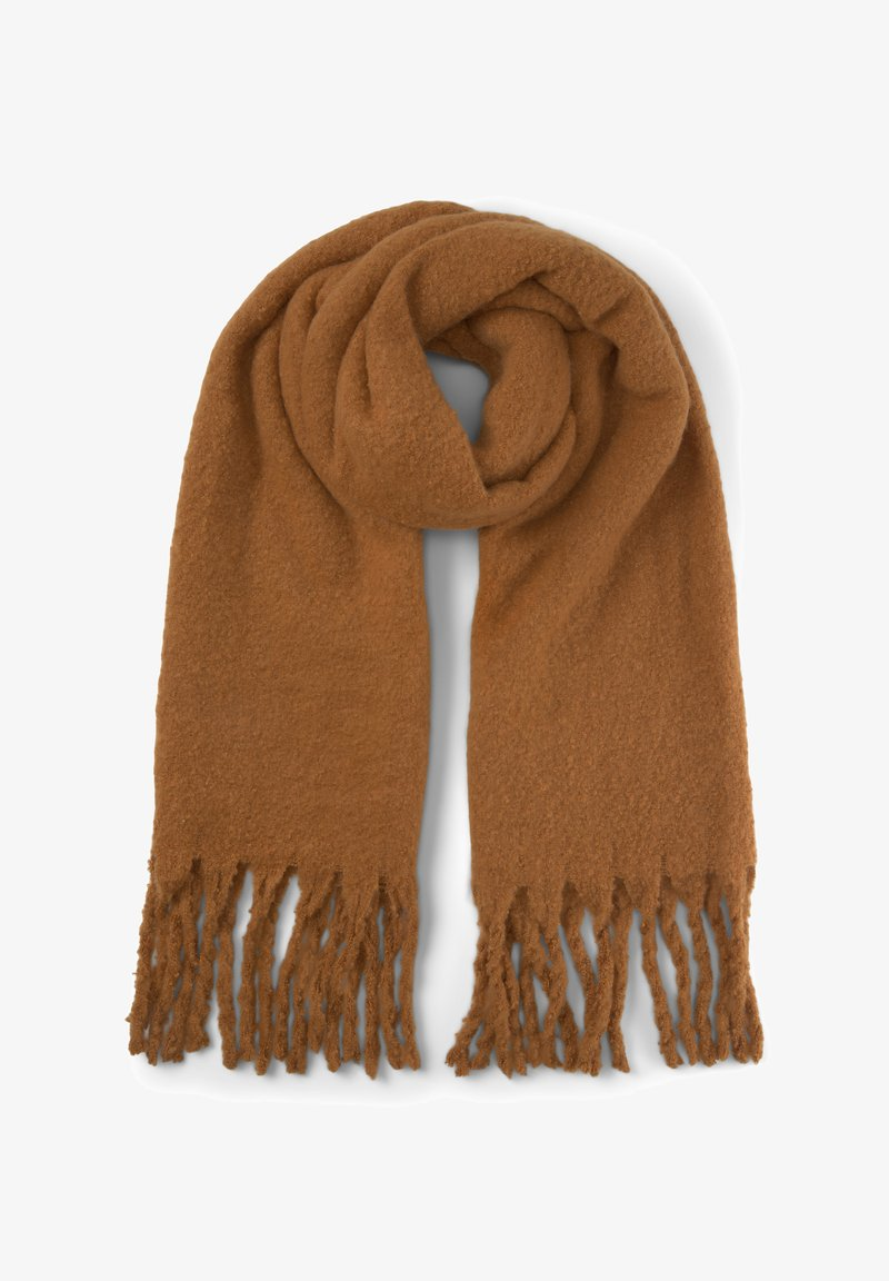 TOM TAILOR - Scarf - tawny brown