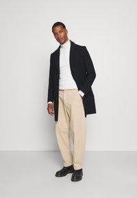 Antony Morato - COAT RUSSEL SLIM FIT - Classic coat - black - 1