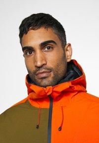 Quiksilver - CORDILLERA - Snowboard jacket - military olive - 6