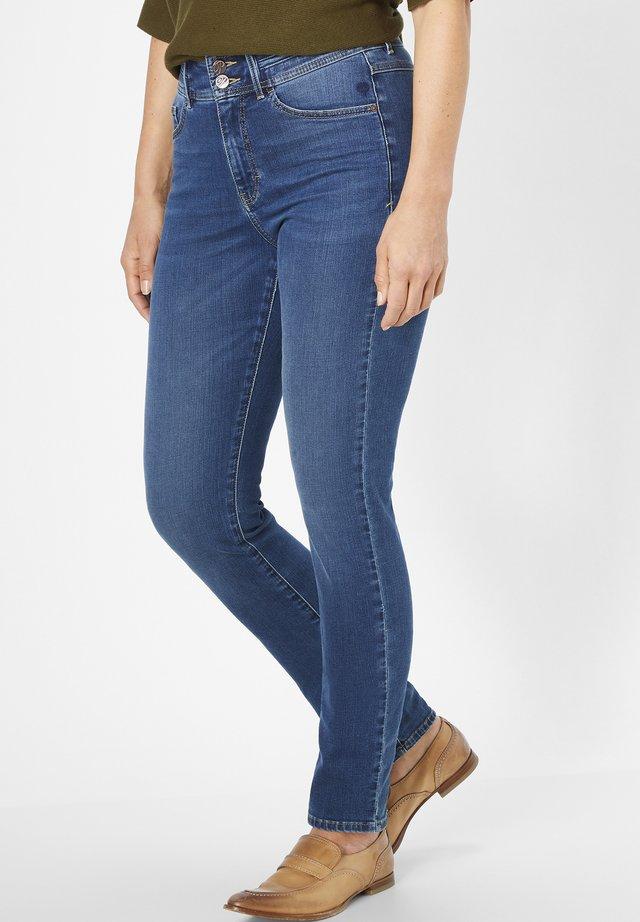 PAT - Slim fit jeans - dark blue