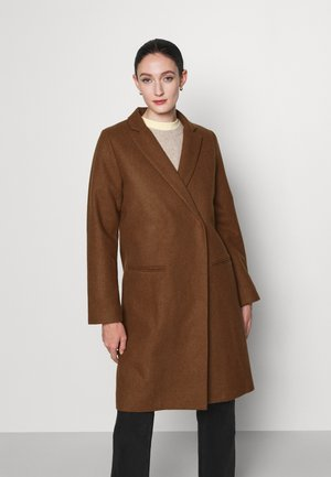 CATELYN - Classic coat - toffee