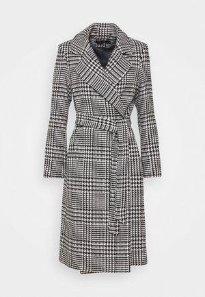 LINED COAT - Klasický kabát - glen