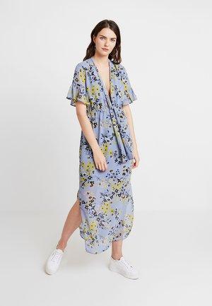 DELPHINE - Maxi dress - blue