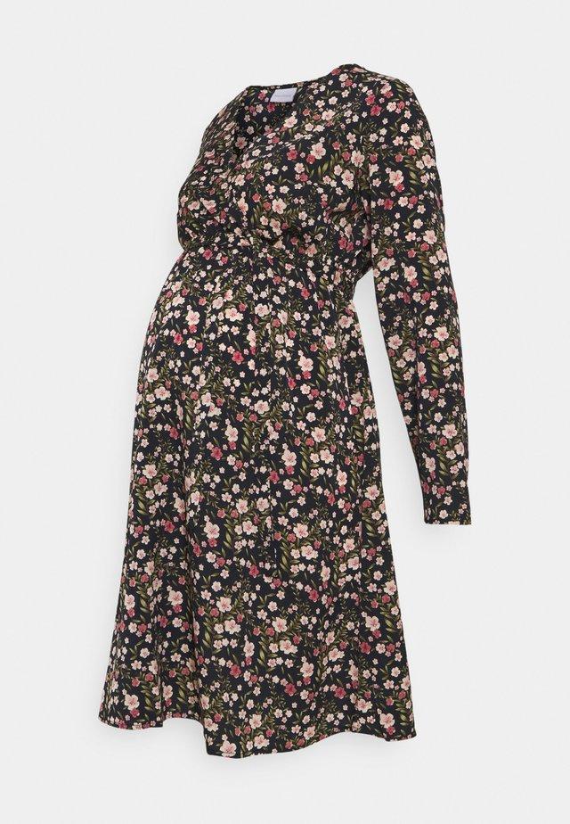 MLANNEMONE DRESS - Day dress - navy blazer