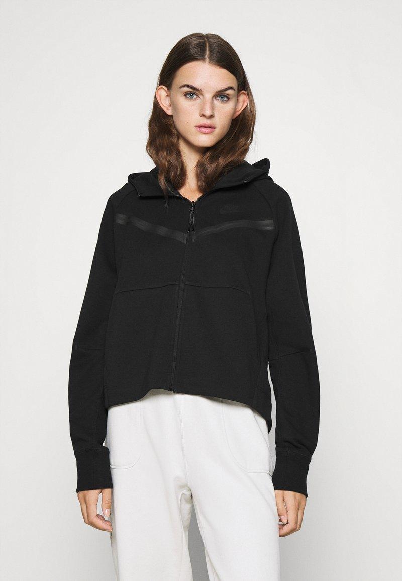 Nike Sportswear - Chaqueta de punto - black