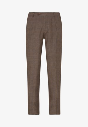 CIBONE - Suit trousers - brown