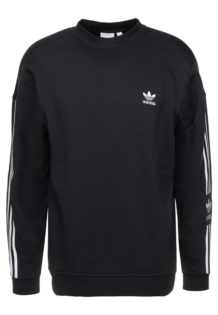 adicolor sweatshirt schwarz adidas