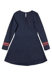 TOM TAILOR - Jersey dress - peacoat|blue - 1