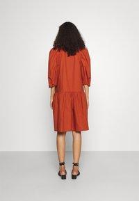 By Malene Birger - CYMARIA - Day dress - amber ale - 2