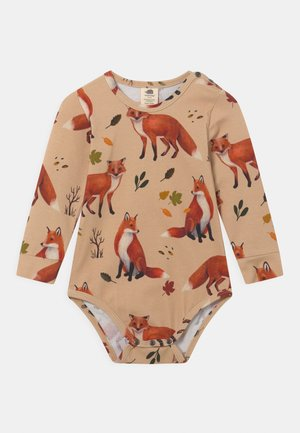 FOXES UNISEX - Body - brown
