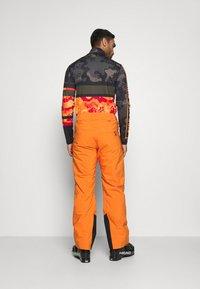 Peak Performance - PANT - Pantalón de nieve - orange altitude - 2