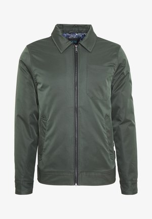 DOVER WADDED HARRINGTON - Allvädersjacka - green