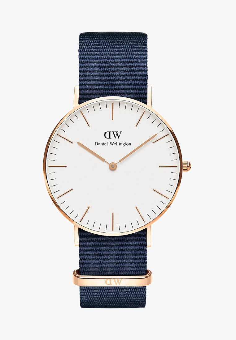 Daniel Wellington - CLASSIC BAYSWATER 36MM - Watch - blue