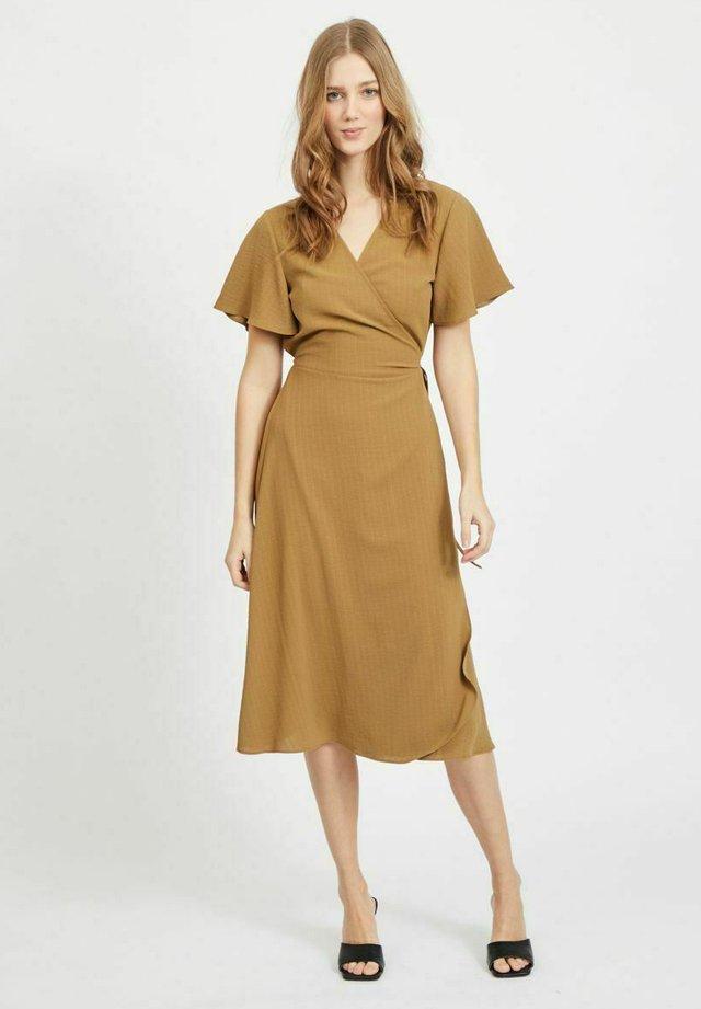 VILOVIE - Korte jurk - butternut