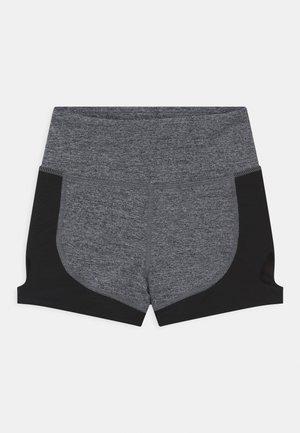 TEENS GYMNASTICS  - Leggings - mottled grey