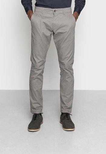 Kangashousut - grey
