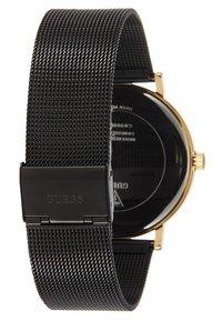 Guess - UNISEX TREND - Horloge - black/gold-coloured - 1