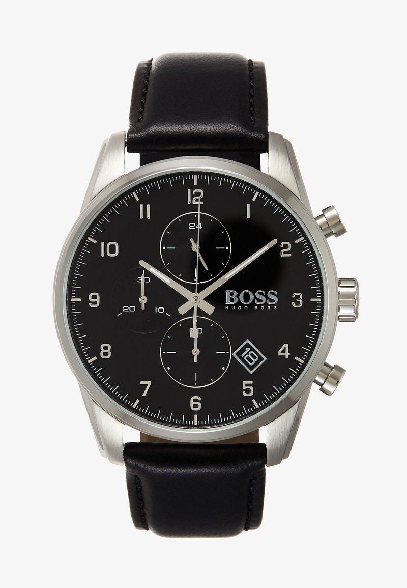 BOSS - SKYMASTER - Chronograph - black