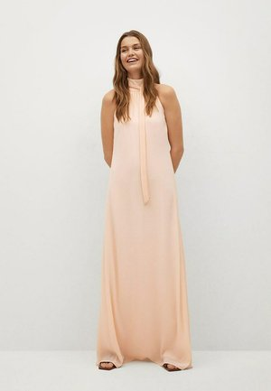 AMÉRICAINES - Maxi dress - corail