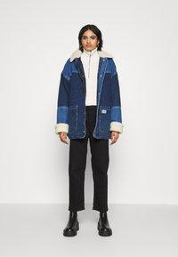 BDG Urban Outfitters - DYLAN DONKEY JACKET - Denim jacket - indigo - 1
