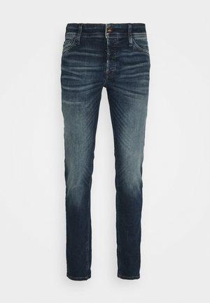 JJ30GLENN JJORIGINAL - Jeans slim fit - blue denim