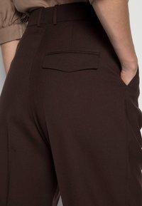 ARKET - Kalhoty - brown - 4