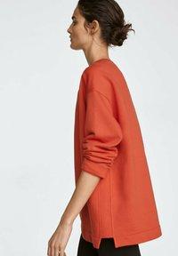 Massimo Dutti - Sweatshirt - red - 3