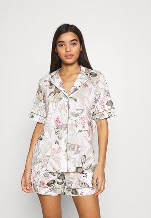BOYFRIEND - Pyjama - white/dark