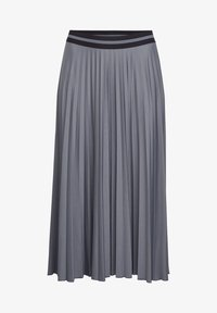 Esprit - A-line skirt - gunmetal - 6