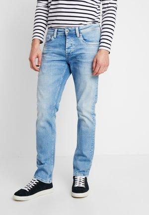 CASH - Jeans straight leg - bleach