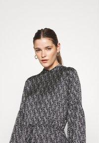Bruuns Bazaar - ACACIA AVERY DRESS - Day dress - dark floral - 3