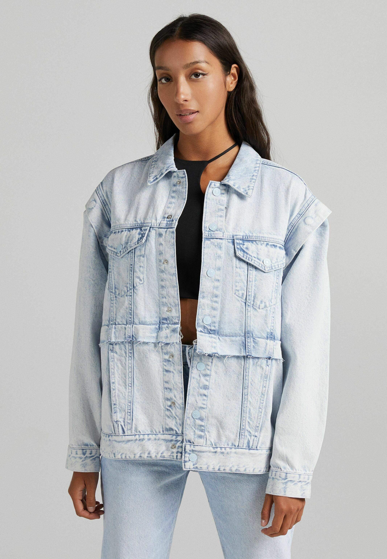 Femme OVERSIZE - Veste en jean