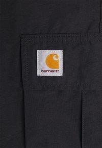 Carhartt WIP - FIELD CARGO PASADENA - Shorts - black rinsed - 2